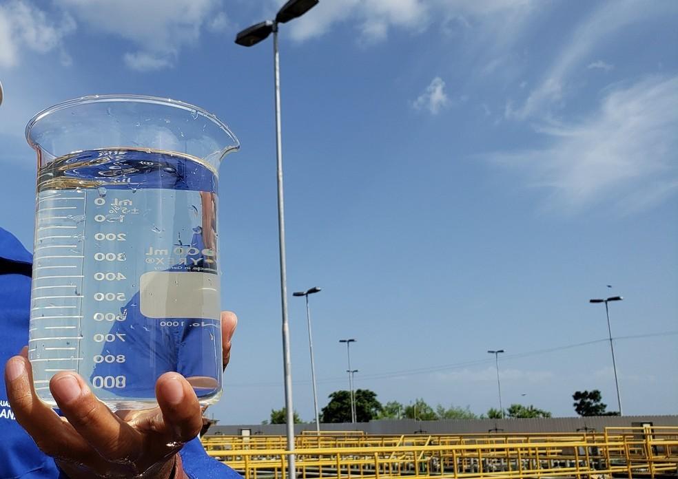 Foto de Análise de água subterrânea em Goiânia GO