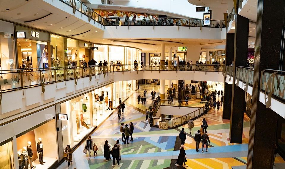 Foto de Análise do ar em shopping em GO